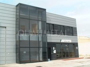 Bureaux, Centres sportifs et Magasins en structures métalliques