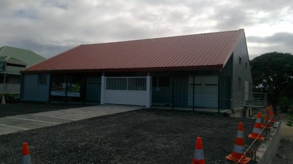 Prix construction hangar beton