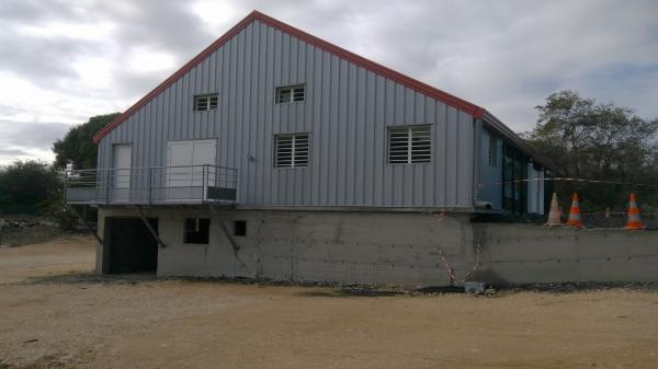Turbo maison loft préfabriqué Guadeloupe Martinique Guyane YT87