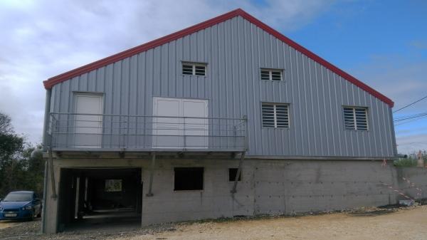 maison loft préfabriqué Guadeloupe Martinique Guyane